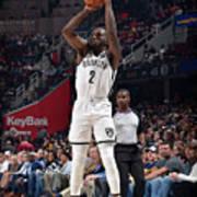 Brooklyn Nets V Cleveland Cavaliers Art Print
