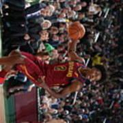 Cleveland Cavaliers V Milwaukee Bucks Art Print