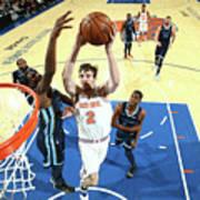 Memphis Grizzlies V New York Knicks Art Print