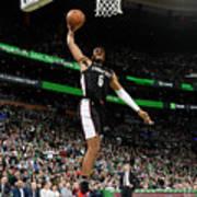 Washington Wizards V Boston Celtics Art Print