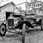 1915 Ford Model T Truck Art Print