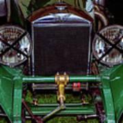 1930's Invicta Roadster In Colour Art Print