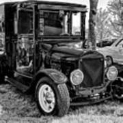 1925 Ford Model T Delivery Truck Hot Rod Art Print