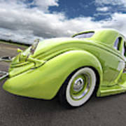 1935 Ford Coupe Art Print