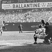 1956 World Series - Game 5  Brooklyn Art Print