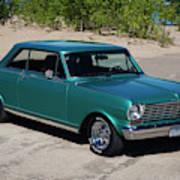 1963 Chevrolet Nova Ss Art Print