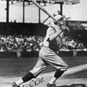 National Baseball Hall Of Fame Library 197 Art Print