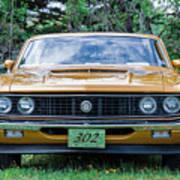 1970 Ford Torino Gt Art Print