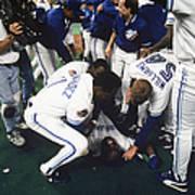 1993 World Series Game Six - 1993 Art Print