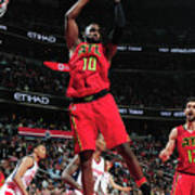 Atlanta Hawks V Washington Wizards - Art Print