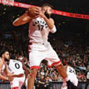 Boston Celtics V Toronto Raptors Art Print