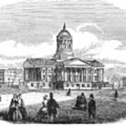 Charleston, 1857 Art Print