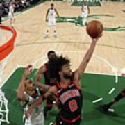 Chicago Bulls V Milwaukee Bucks Art Print