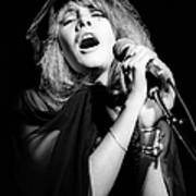 Fleetwood Mac Live Art Print
