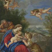 Francesco Albani  Art Print