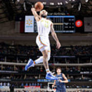 Golden State Warriors V Dallas Mavericks Art Print