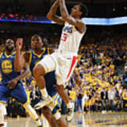 La Clippers V Golden State Warriors - Art Print