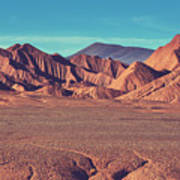 Landscapes Of Northern Argentina Art Print
