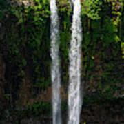 Mauritius. The 90 Meter High Twin Art Print
