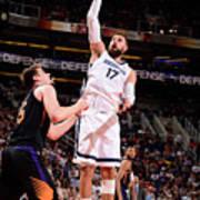 Memphis Grizzlies V Phoenix Suns Art Print