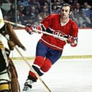 Montreal Canadiens V Boston Bruins Art Print