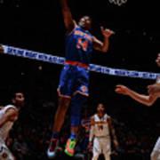 New York Knicks V Denver Nuggets Art Print