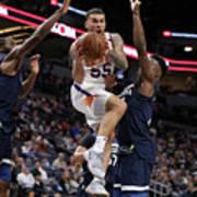 Phoenix Suns V Minnesota Timberwolves Art Print