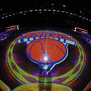 Sacramento Kings V New York Knicks Art Print