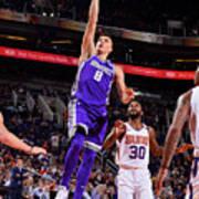Sacramento Kings V Phoenix Suns Art Print