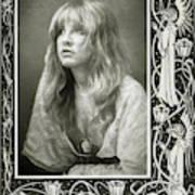 Stevie Nicks Fleetwood Mac Art Print