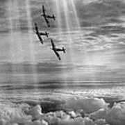 Supermarine Spitfire Art Print