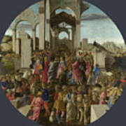 The Adoration Of The Kings  Art Print
