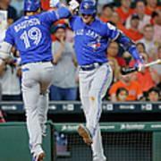 Toronto Blue Jays V Houston Astros 2 Art Print