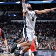 Toronto Raptors V San Antonio Spurs Art Print