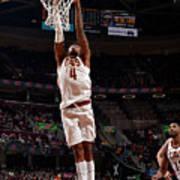 Chicago Bulls V Cleveland Cavaliers Art Print