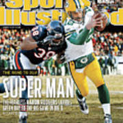 2011 Nfc Championship Green Bay Packers V Chicago Bears Sports Illustrated Cover Art Print