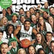 2014 March Madness College Basketball Preview Part II Sports Illustrated Cover Art Print