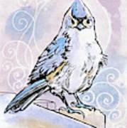 2018 Septembird 3 Art Print