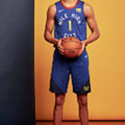2018 Nba Rookie Photo Shoot Art Print