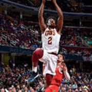 Atlanta Hawks V Cleveland Cavaliers Art Print