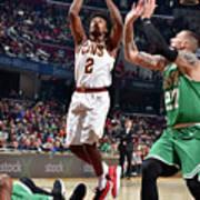 Boston Celtics V Cleveland Cavaliers Art Print