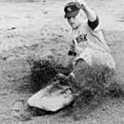 National Baseball Hall Of Fame Library 28 Art Print