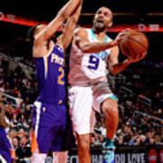 Charlotte Hornets V Phoenix Suns Art Print