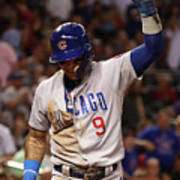 Chicago Cubs V Arizona Diamondbacks Art Print