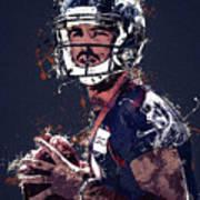 Denver Broncos.case Keenum. Art Print