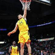 Indiana Pacers V Atlanta Hawks Art Print