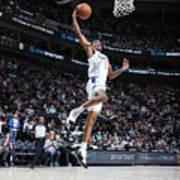 Los Angeles Clippers V Utah Jazz Art Print