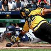 San Diego Padres V Pittsburgh Pirates 3 Art Print