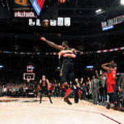 Toronto Raptors V Cleveland Cavaliers - Art Print