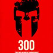 300 Art Print
